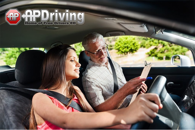 Behind the Wheel Driving Instructor